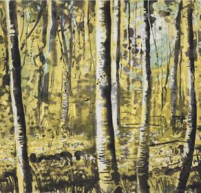Frith Wood, Slad, 'Mansions of Summer Shade'