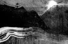 Moon over Pen y Fan