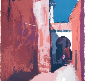 Doorway to Marrakech